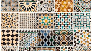 Mosaicos, luz y color en la Alhambra
