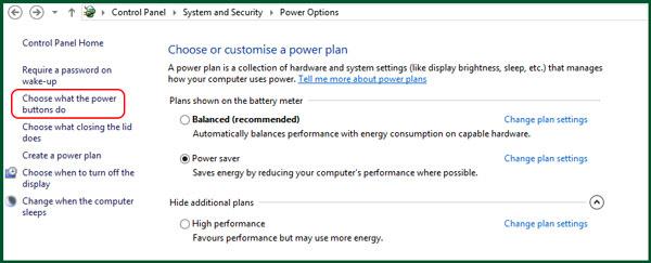 خيار الطاقة في النظام والأمن