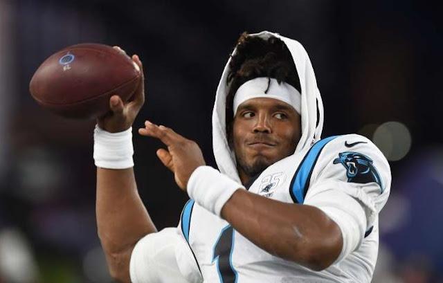 Free agent quarterback Cam Newton 'isn't in the Patriots' plans'
