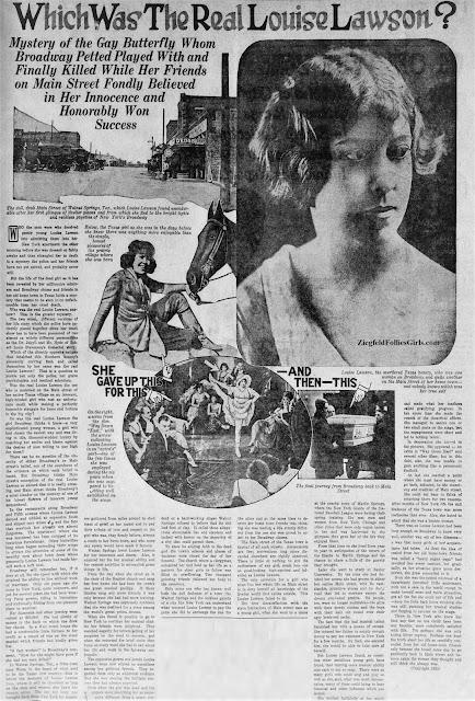 Louise Lawson Murder