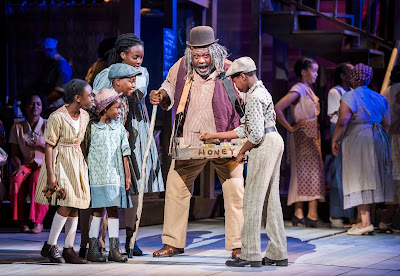 Gershwin: Porgy and Bess - Ronald Samm - English National Opera (Photo Tristram Kenton)