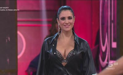 Claudia Ruggeri avanti un altro stesso abbigliamento 10 marzo
