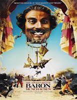 pelicula Las aventuras del Barón Munchausen
