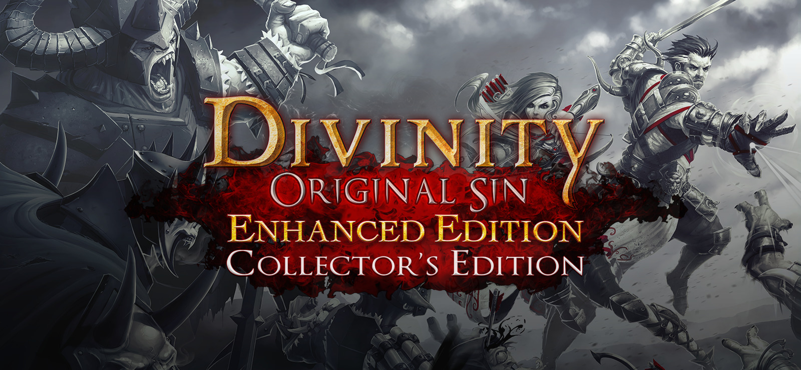Divinity Original Sin Enhanced Edition Collectors Edition-GOG