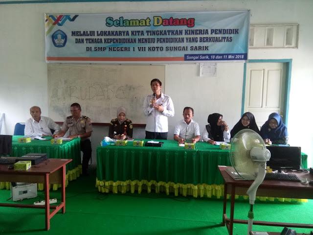 Di Hadapan Majelis Guru, Inspektorat dan Jaksa Sosialisasikan Definisi Pungli