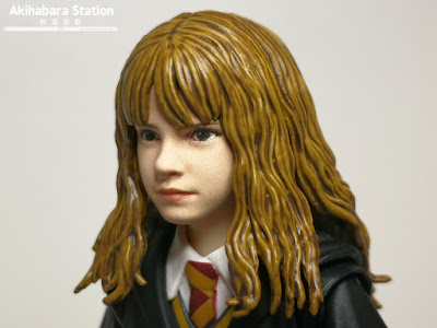 "Figuras: Review del S.H.Figuarts Hermione Granger de ""Harry Potter y la piedra filosofal"" - Tamashii Nations"