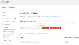 Tips Agar Artikel Langsung Terindeks Mesin Pencari ( Google )