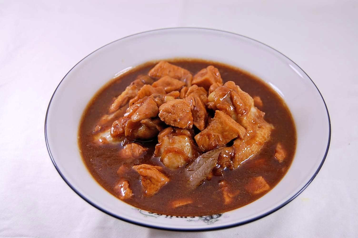 Rezept Pallu Camba indonesisch kochen
