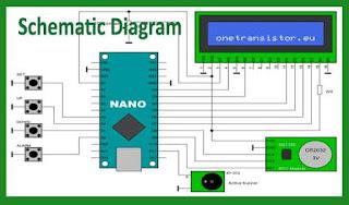 Cara Membaca Skema Elektronik (Skematik Elektronika)