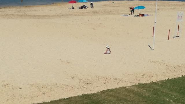 Areal Praia da Amieira
