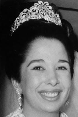 diamond tiara jordan queen zein princess basma