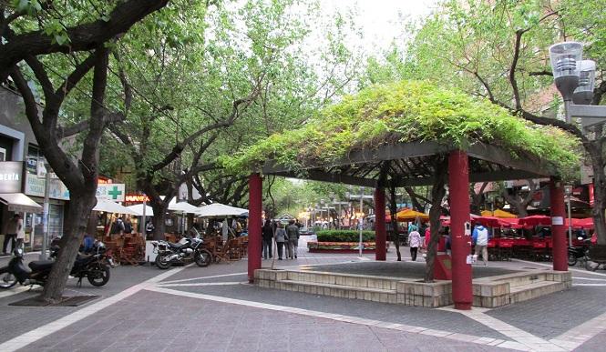 Promueven que glorieta ubicada en la Peatonal lleve el nombre de Jorge Sosa y erigir allí su monumento