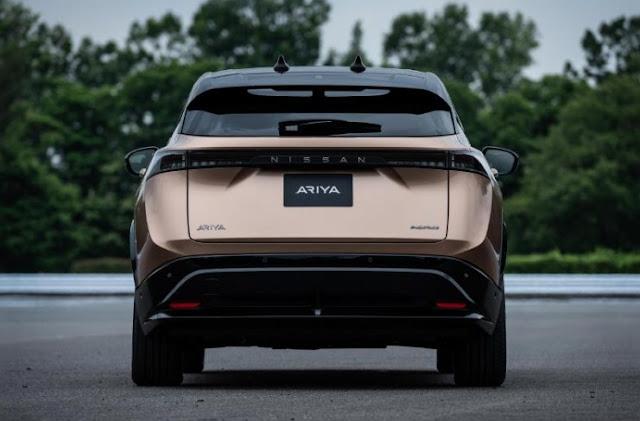 nissan-ariya-rear-exterior-taillights-and-spoiler