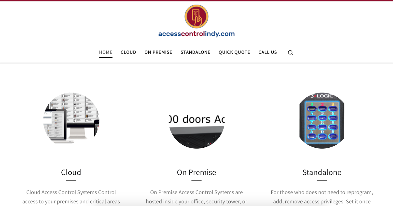 Indianapolis Electronic Security and Access Control Company