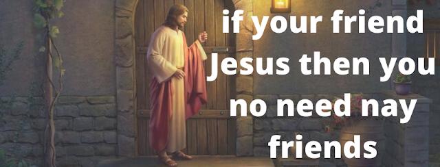 jesus status