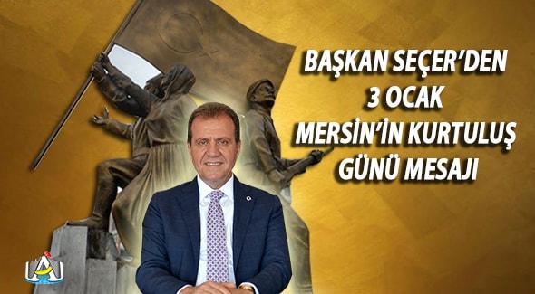Anamur Haber, Mersin Haber, MERSİN SON DAKİKA, Vahap Seçer, Mersin Büyük Şehir Belediyesi,