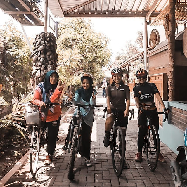 manfaat bersepeda