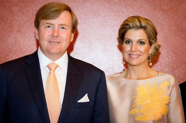 Dutch Royal Couple's Visit To Capitol Hill In Washington