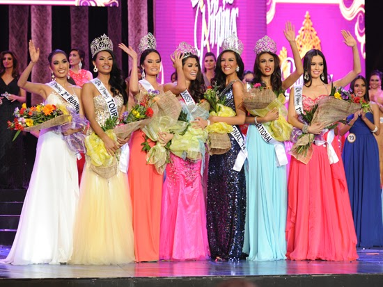 Binibining Pilipinas 2014 Winners: The Complete Results List