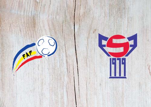Andorra vs Faroe Islands -Highlights 06 September 2020