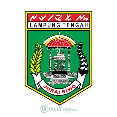 Kabupaten Lampung Tengah Logo Vector