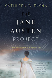 Book cover: The Jane Austen Project by Kathleen A Flynn