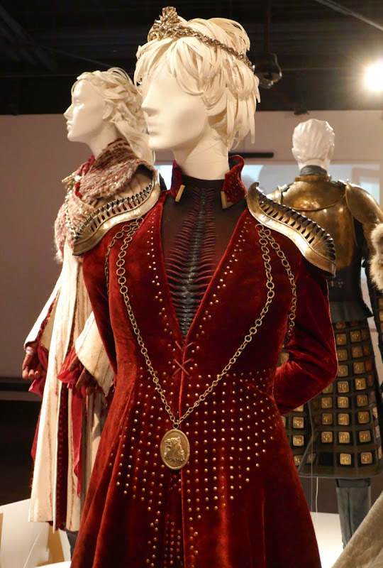 Cersei Lannister Game of Thrones season 8 costume
