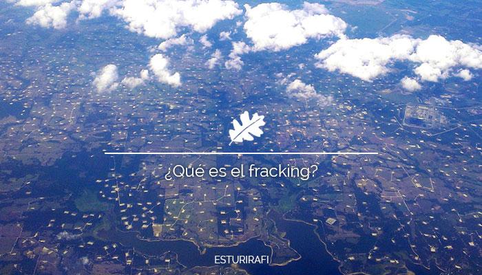 Imagen area de Texas fracking