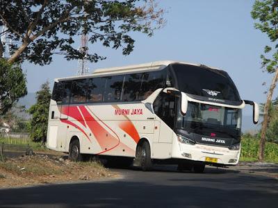 Foto Bus Murni Jaya E230