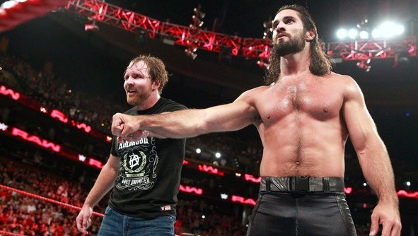 2019 seth rollins new pictures