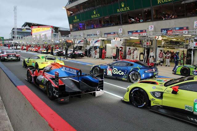 Le Mans 2019 information