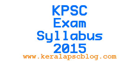 Laboratory Technical Assistant Exam Syllabus 2015