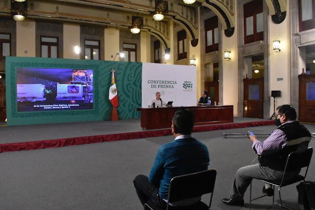 México trabaja en proyecto para el envasado de la vacuna Sputnik V en el país