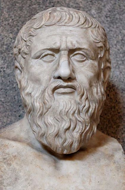 Plato Greek philosopher