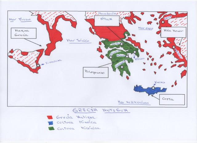 El Mundo Griego.