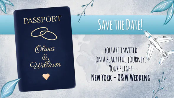 Wedding Invitation Slideshow 31724757