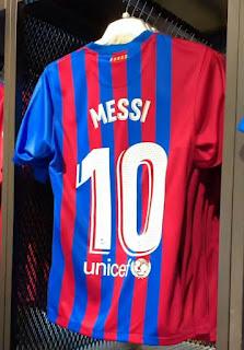 قميص ميسى الجديد 2021