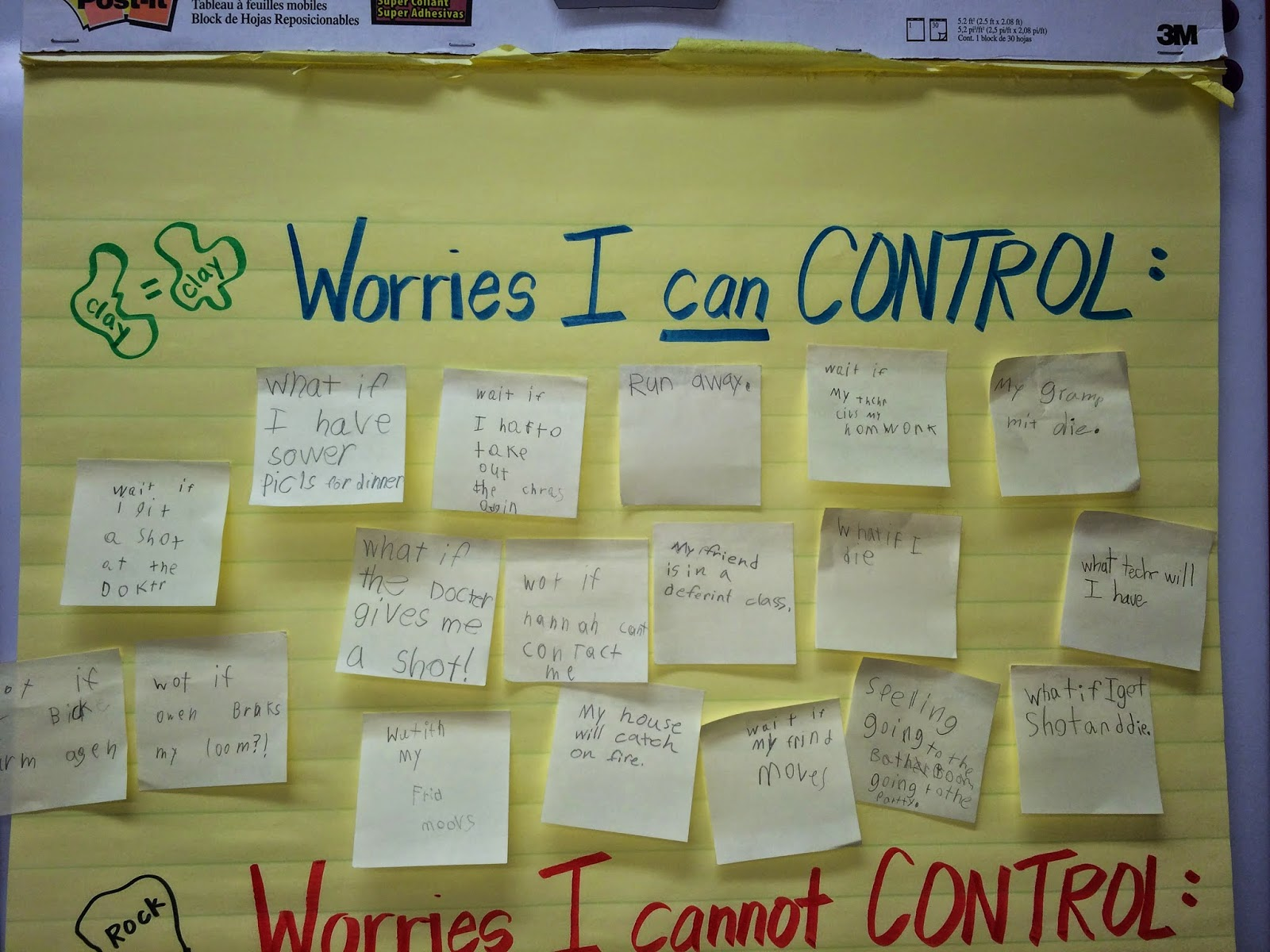 Ms Sepp S Counselor Corner Wilma Jean Worry Machine