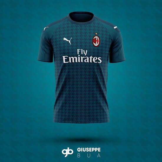 Ac Milan 20 21 Third Kit Design Concept Revealed Based On Leaked Info Footy Headlines