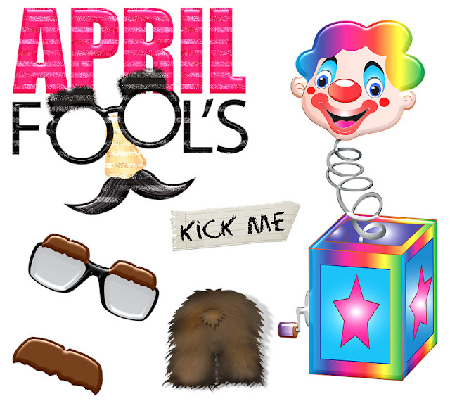 Good Morning Happy April Fools Day!