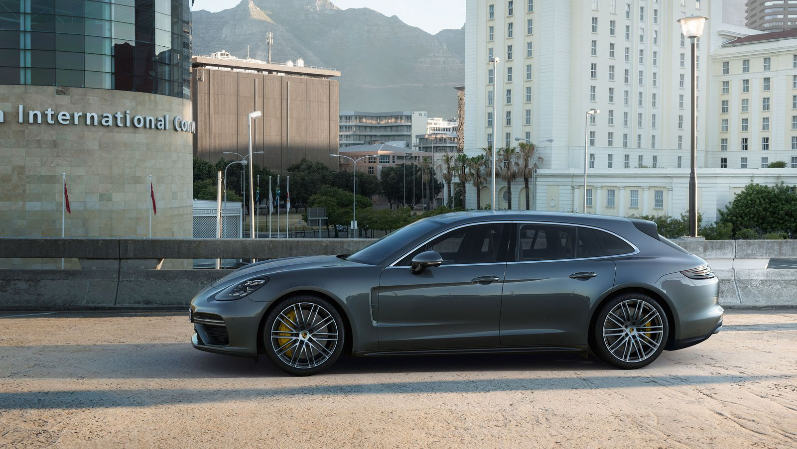 porsche panamera sport turismo is the finest of them all. Black Bedroom Furniture Sets. Home Design Ideas