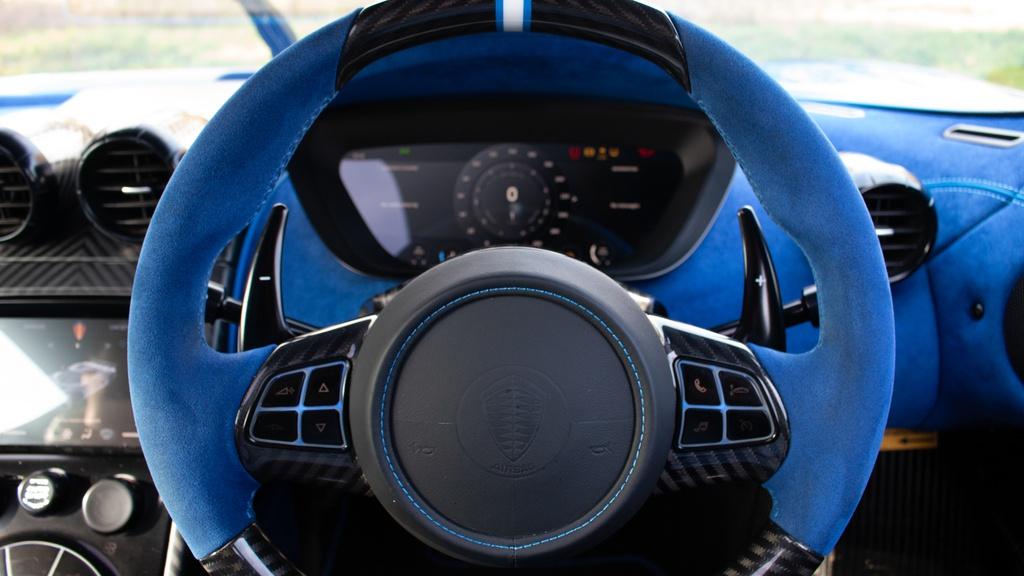 Koenigsegg Agera RSN độc nhất rao bán 5,1 triệu USD