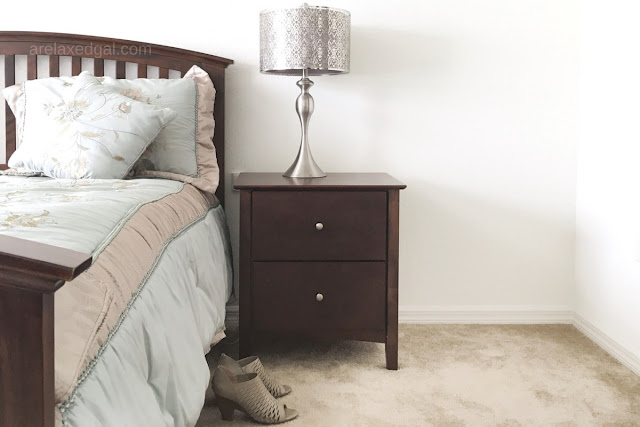 Where to find affordable and beautiful bedroom lamps. | arelaxedgal.com