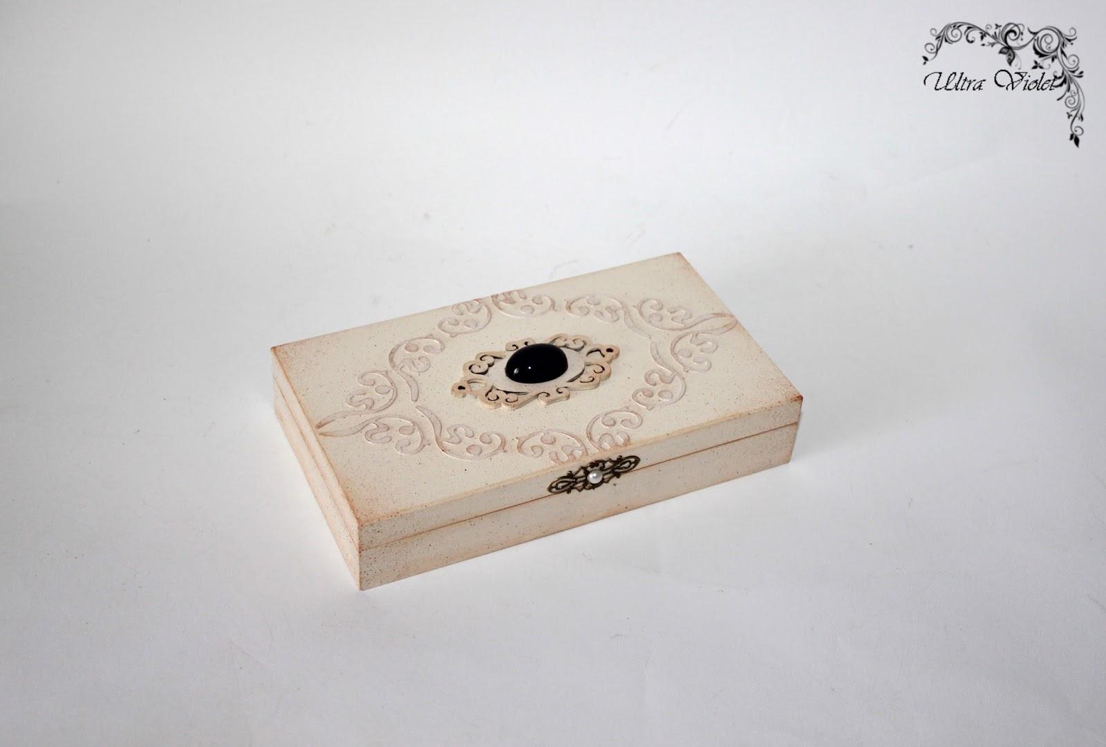 Ultra Violet Exklusive Geschenke Geldgeschenk Box