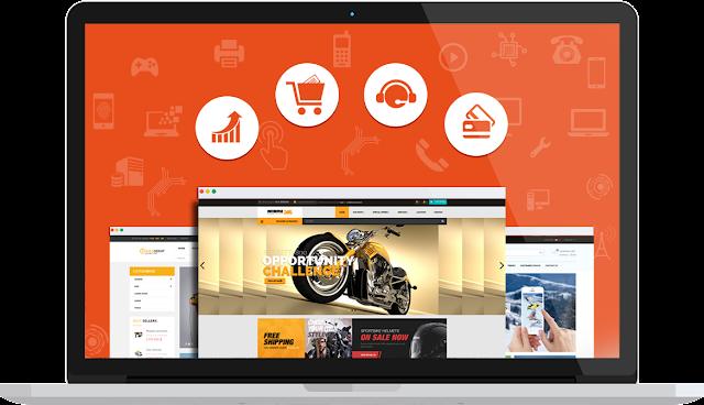 Top 18 công cụ tạo web bán hàng miễn phí không nên bỏ qua