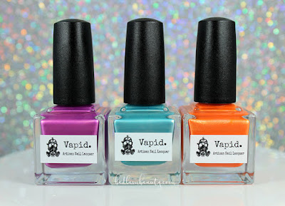 Vapid Lacquer Summer Shenanigans Trio