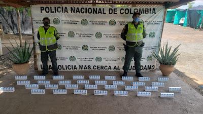 hoyennoticia.com, Policía se inauta seis mil 600 unidades de Rumba en zona rural de Maicao