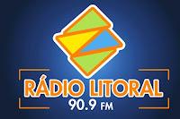 Rádio Litoral FM 90,9 de Imaruí - Santa Catarina