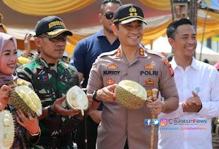 Festival Durian Kabupaten Sukabumi 2020