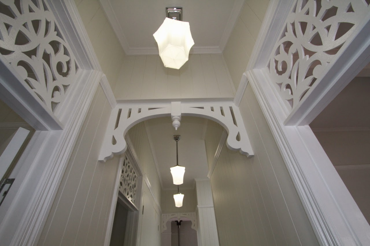 Renovating A Queenslander Mouldings Picture Rails